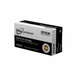 EPSON black cartridge for disc producer PP-100 E PP-50 (PJIC6)