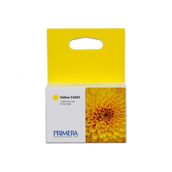 PRIMERA yellow cartridge for DP-4100 / DP-4101 / DP-4102 (PRI53603)