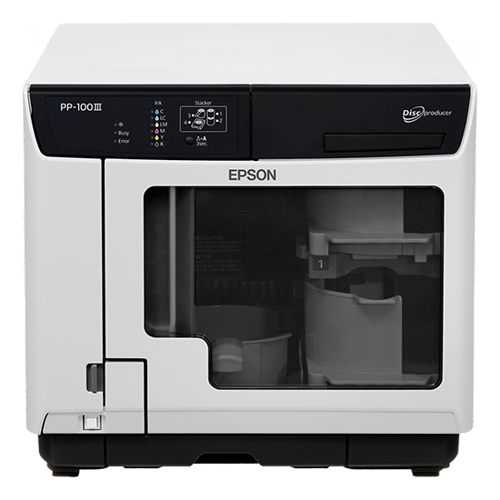 EPSON DiscProducer PP100III