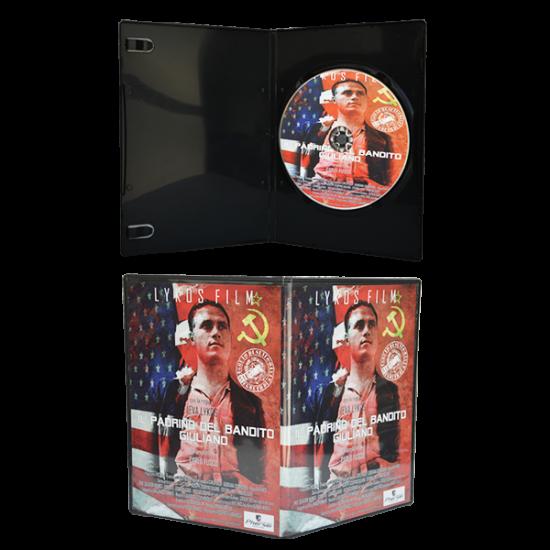 Dvd box slim