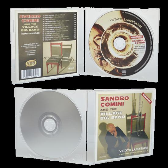 CD Slim box 5.2 mm