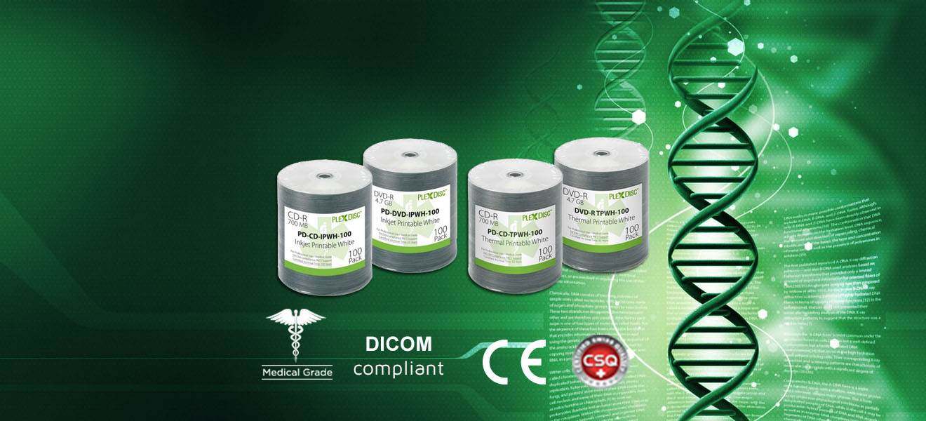 cd & dvd medical discs