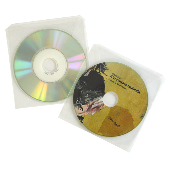 mini cd sleeve